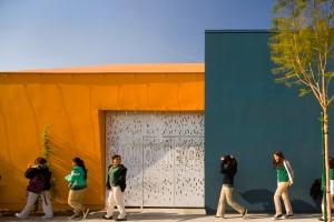 Public Architecture 1% Camino Nuevo Charter Academy